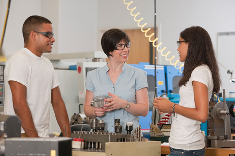 The STEM Cause: Connecting Students with STEM Programs and Jobs - Huffington Post   College and Career Readiness in High School Mathematics Classes   Scoop.it