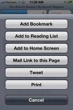 How To Create a Safari Homepage [Sort Of] on Apple iOSDevices   Neither Here Nor There   Scoop.it
