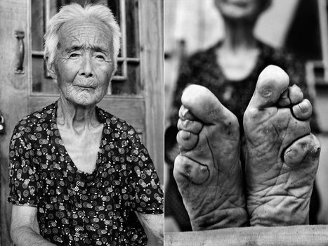 Why Footbinding Persisted in China for a Millennium by Amanda Foreman | IB: Authoritarian States | Scoop.it