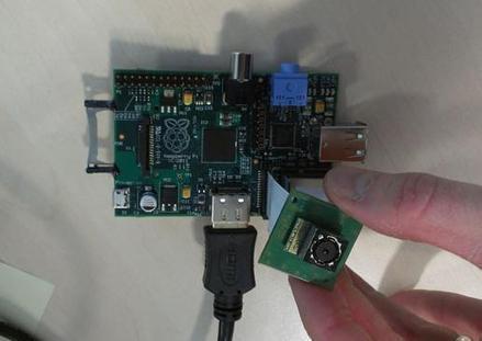 Raspberry Pi foundation demos 14MP camera module for $35 computer - Ars Technica   Raspberry Pi   Scoop.it