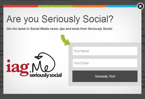 3 Ways to Boost your Mailing List (Part 3) | Seriously Social News | Scoop.it