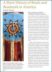 The Beading Stitches of Native American Beadwork - Daily Blogs ... | Beadwork | Scoop.it