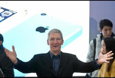 Buy Apple: Tim Cook Says Everything Is OK In China | Insights into International Business | Scoop.it