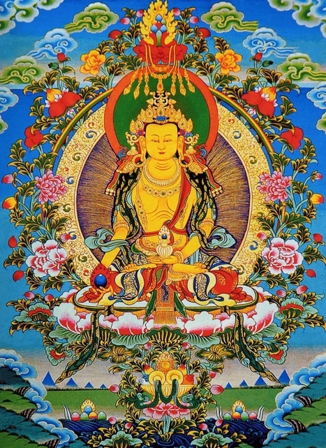 Way of the Bodhisattva | promienie | Scoop.it