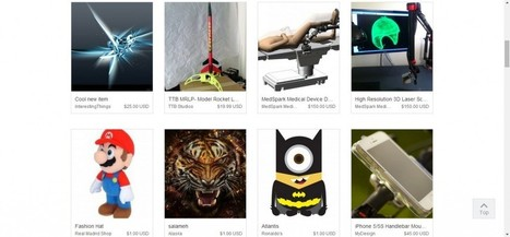 MXd3D Now Has a Template Marketplace – Thanks to multiple acquisitions - 3DPrint.com | 3D Printing | Scoop.it