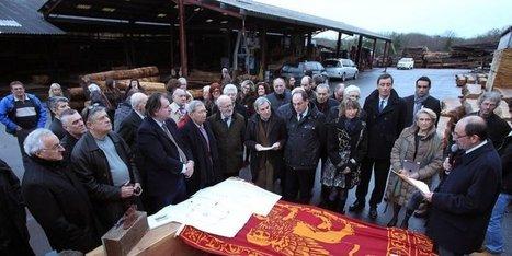Le bois de Dordogne en partance pour Venise - Sud Ouest   Small Hotel Dordogne   Scoop.it