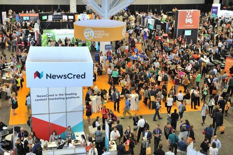 Content Marketing World 2016: Top Takeaways for Creating Content | Digital Brand Marketing | Scoop.it