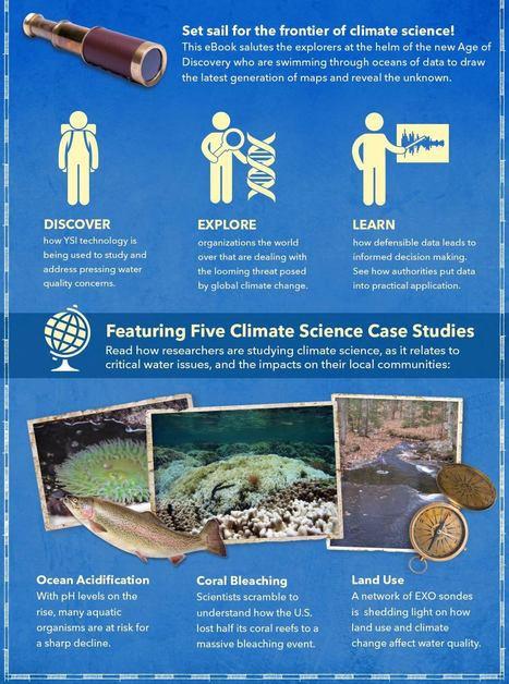 Global Explorers: Navigating Climate Data eBook is Available | Water quality | Scoop.it
