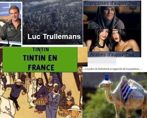 Dérapage raciste sur Facebook: Luc Trullemans suspendu d'antenne par RTL | Belgitude | Scoop.it