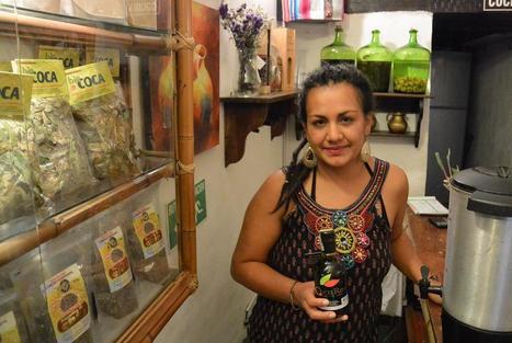 How Coca Leaf Became Colombia's New Superfood | drug war | Scoop.it