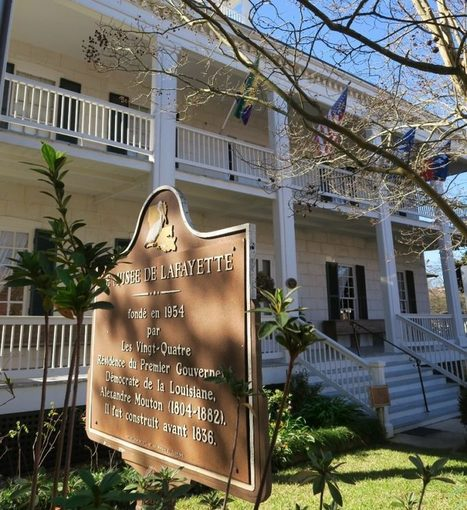 Things to do in Lafayette - Tour the Alexandre Mouton House | Travel | Scoop.it