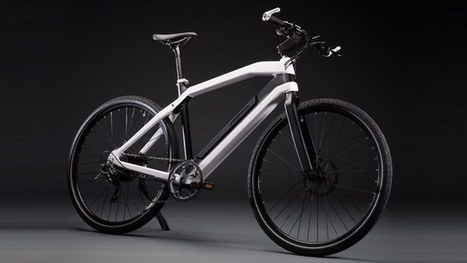 """High-end Zeitgeist City electric bike targets """"active affluents""""   Sustainable Technologies   Scoop.it"""