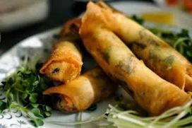 Recette de rouleaux de printemps au porc (Chine... | cuisine du monde | Scoop.it