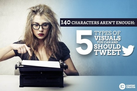 5 Types of Visual Content You Can and Should Tweet | SocialMedia_me | Scoop.it