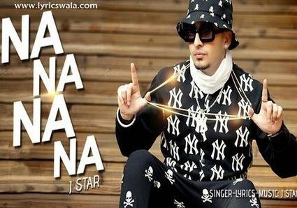 Na Na Lyrics J Star - Video Song (Main Tera Boyfriend) | Hindi Song Lyrics | Scoop.it