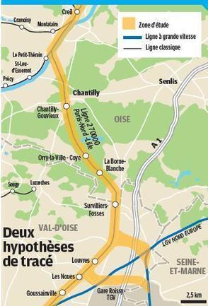 La liaison Creil - Roissy se précise - Le Parisien | Rail IT | Scoop.it