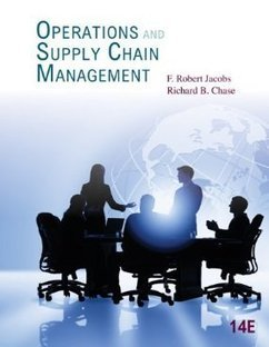 Testbank for Operations and Supply Chain Management 14th Edition by Jacobs ISBN 0078024021 9780078024023 | Test Bank Online | operaton | Scoop.it