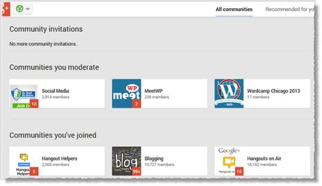 53 Ways to Market Your Google Plus Hangout on Air - Jeffbullas's Blog   Hangouts for Business   Scoop.it