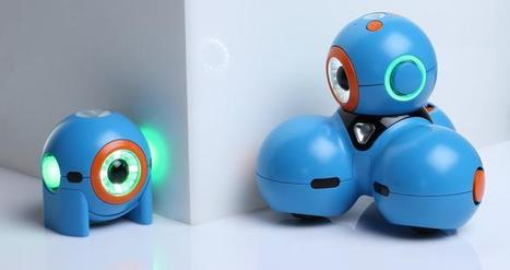 Play-I robots teach programming to young children | L'Atelier: Disruptive innovation | Technologies | Scoop.it