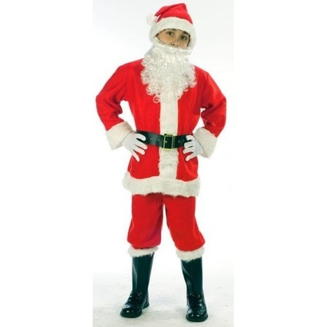 Make Christmas Special Wearing A Lovely Santa Costume in Ireland | | Christmas Costume | Scoop.it