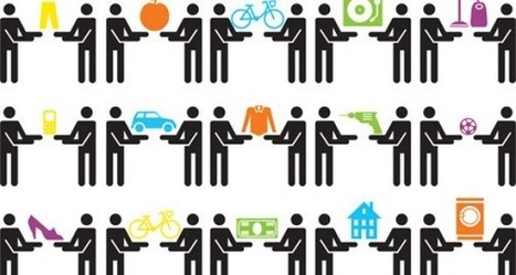 Sharing cities: The magic of indirect reciprocity | NewStart | Peer2Politics | Scoop.it