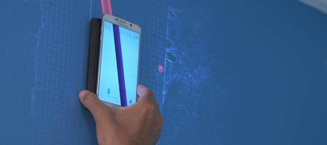 This smartphone sensor can see through walls | Business Video Directory | Scoop.it