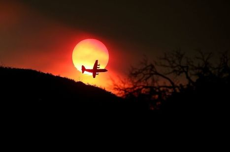 Fires rage...   GarryRogers Biosphere News   Scoop.it