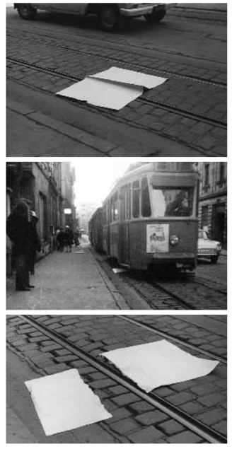 "flores en el ático » Trabajos accidentales | #FuC about subversives situations in the city, autonomous landscapes, ""out of the law"" behaviour in urban context. | Scoop.it"