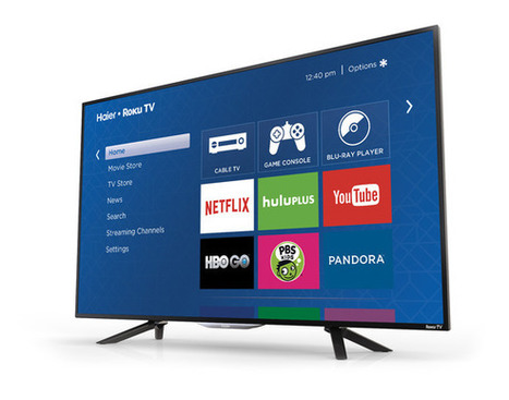 Roku TV is going 4K, with content from Netflix - TechHive   Transmedia Seattle   Scoop.it