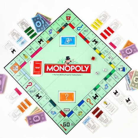 Monopoly to get new lineup of tokens | Troy West's Radio Show Prep | Scoop.it