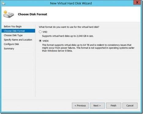 Windows 8 Storage and Hyper-V – Part 3: The Art of Creating a VHD | Hyper-v.nu | Hyper-V | Scoop.it