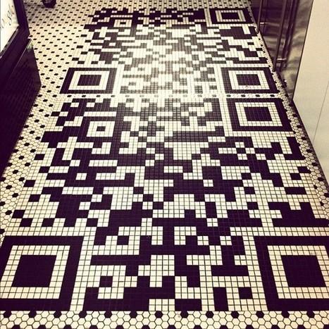 QRcode tile | QRdressCode | Scoop.it