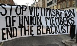 Blacklisted workers win £10m payout from construction firms | SteveB's Politics & Economy Scoops | Scoop.it
