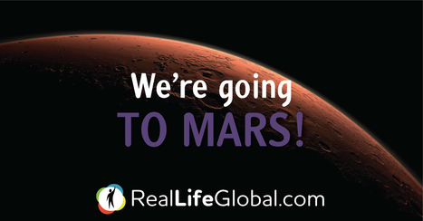 We're going to Mars! - RealLife English | FOTOTECA LEARNENGLISH | Scoop.it