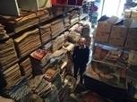 L'homme aux 180.000 journaux   DocPresseESJ   Scoop.it