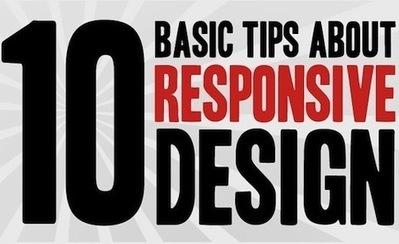 10 Tips – Responsive Design | IA-UX | Scoop.it