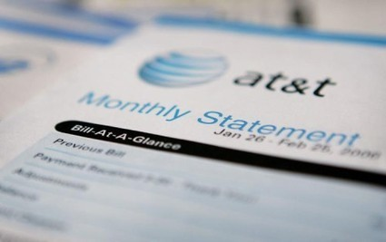 "AT&T adds new ""mobility administrative"" 61-cent fee to all monthly bills 