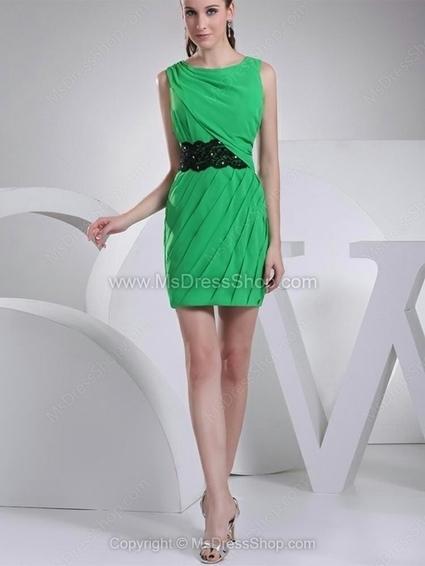 Sheath/Column Bateau Chiffon Short/Mini Lace Homecoming Dresses | Cocktail dresses online | Scoop.it