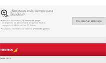 Iberia lanza la pre-reserva de 3 días para tickets de venta directa   Salud, deporte y viajar   Scoop.it