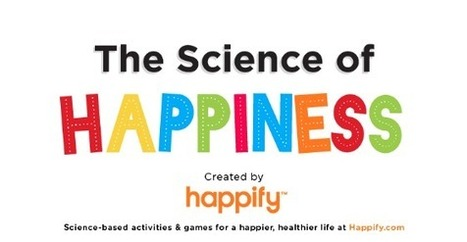 Everything You Need to Know About Happiness in One Infographic | iosu | Scoop.it