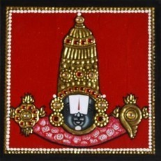 Balaji Special Paintings - Tanjore Paintings | Furniture, Handicraft | Scoop.it