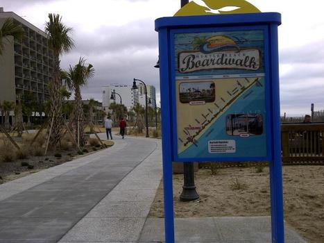 Myrtle Beach mayor looks to make boardwalk worldwide icon | The Grand Strand of South Carolina | Scoop.it