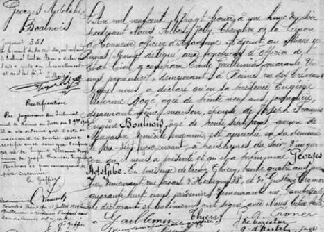 L'homme mort qui continuait d'avoir des enfants légitimes ou une bizarrerie de l'état-civil - www.histoire-genealogie.com   Rhit Genealogie   Scoop.it