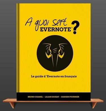A quoi sert Evernote, le livre | Evernote | Scoop.it