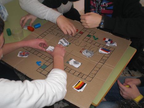 Imperialismo, construye tu juego #pbl #abp | Enseñar Geografía e Historia en Secundaria | Scoop.it