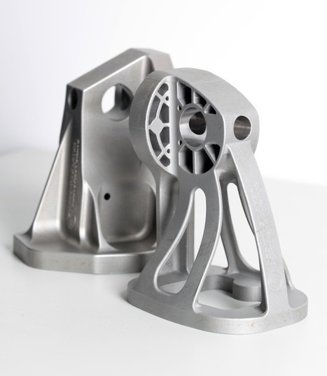 3ders.org - 3D printing can cut material consumption by 75%, CO2 emissions by 40% | 3D Printer News & 3D Printing News | 3D Printing Industries | Scoop.it