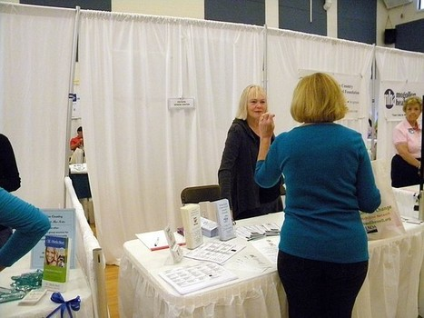 Feed your brain at Community Health & Care Fair | CALS in the News | Scoop.it
