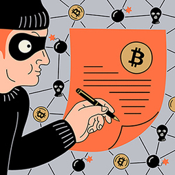What Criminals May Gain from the Next Evolution of Bitcoin   MIT Technology Review   Why we can't have nice things   Scoop.it