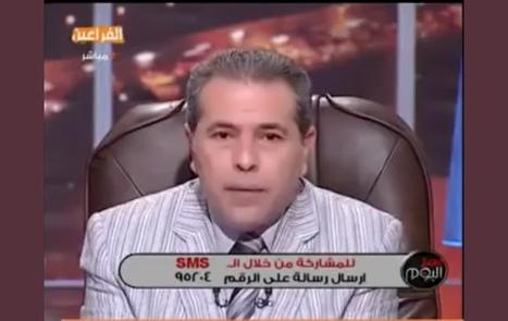 Egypt Today: Tawfik Okasha and Islam Afifi: Déjà Vu | Égypt-actus | Scoop.it