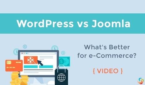WordPress vs Joomla - What's better for e-Commerce?   Cart2Cart   Scoop.it